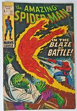 Amazing Spider-Man #77 Silver Age Marvel Comics VG
