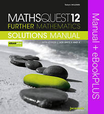 Maths Paperback Textbooks 3 Units