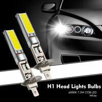 2X H1 Xénon Blanc 6000K 7.5W LED SMD DRL Feux de Brouillard Faisceau Tête lampes