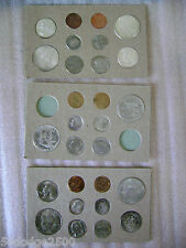 US 1949 PDS 28 Coin Set Tone