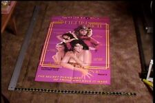 FILTHY RICH ORIG MOVIE POSTER SEXPLOITATION VANESSA DEL RIO