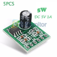 5PCS XPT8871 5W Single Channel Mono Lithium Battery Power Amplifier Board Module