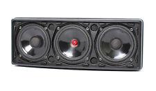 Mordaun-Short Coax High-End 3-Wege Center speaker T-1000 T1000 150W aus Alu!