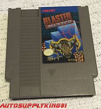 BLASTER MASTER (Nintendo Entertainment System NES, 1988) Game Cart 100% Tested