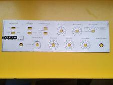 Frontal de amplificador a válvulas Vieta A217