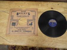 Henry Hall Springtime Reminds Me Of You / I'm Sorry Dear Decca F.2719 78 rpm