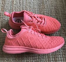 APL Salmon Pink Trainers UK6 Net A Porter