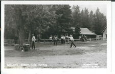 CF-300 WY, Cody, Sunlight Ranch Real Photo Postcard RPPC Kodak Intermountain