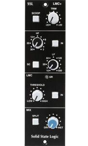 SSL LMC+ Listen Mic Compressor and Filter, API 500 Series Solid State Logic