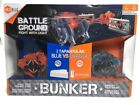 Battle Ground Tarantula Bunker Fight with Light Remote Control Spiders Strategy