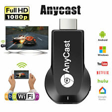 1080P WiFi Full HD HDMI TV Stick AnyCast DLNA Wireless Chromecast Airplay Dongle