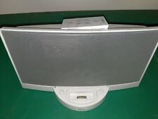 Bose SoundDock Music Series I White iPod Speaker Dock 30 PIN No Cord Or Remote