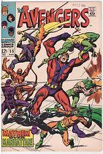 The Avengers #55 (Aug 1968, Marvel) VG / Fine . First Ultron
