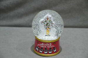Buddy The Elf Film Large Glass Snow Globe Christmas Decoration In Box New 2019