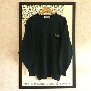 Vintage Burberry Wool Jumper Size Large