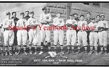 1914 Denver West High School Yearbook~Photos~History~Baseball~++++