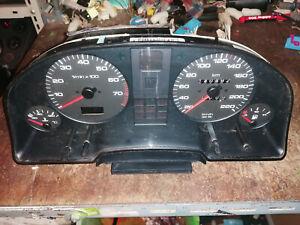 8583 Tacho Kombiinstrument Audi 80 B4 VDO ABT mit DZM 8A0919033H 140492 km