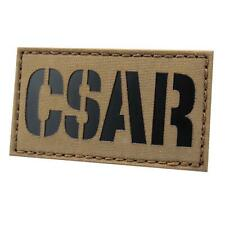IR CSAR Combat Search and Rescue coyote Big Foot USAF Pararescue infrared patch