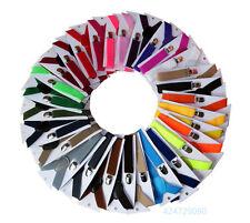 Child Boys Girls Clip-on Adjustable Elastic Y-Back Braces Suspenders 36 Colors