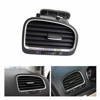 OE 5KD819704 Black Right Front Dashboard Air Outlet Vent For VW Golf GTI MK6