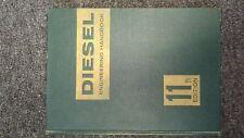 1963 DIESEL ENGINEERING POWER HANDBOOK 11TH EDITION