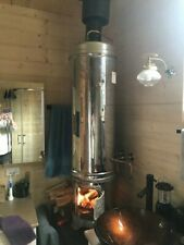 Wood Fired Hot Water Tank