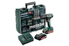 SB 18 SET TRAPANO - AVVITATORE METABO