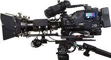 """Fujinon 550mm Tele Lens 2/3"""" B4 + Matte Box Ursa-Mini Varicam HDC-1500 PDW-f55"""