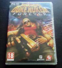 DUKE NUKEM FOREVER : JEU PC DVD-ROM (2K Games NEUF envoi suivi)