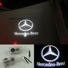 LED door step courtesy laser projector lights For Mercedes GL320 X164 2006-2012
