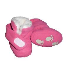 Dolli Döll Schuhe Hausschuhe Socken Babyschuhe Söckchen Babysocken mit Fell pink