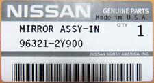Genuine OEM Nissan 96321-2Y900 Interior Rear View Mirror