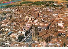 CPA ESPAGNE SPAIN ESPANA BADAJOZ vista aérea