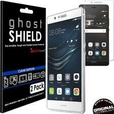 Clear TPU Mobile Phone Screen Protectors for Huawei