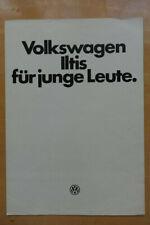 VW Iltis Prospekt  + Iltis 5/1979