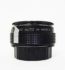 Tosner Auto 2X Converter Nikon Ai
