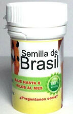 Semilla de Brazil/ Brasil Seed 30 Days la Original Fat Burner FREE FAST Shipping