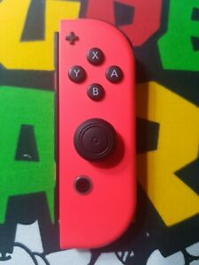 👀Official Nintendo Switch Neon Red RIGHT Joy-Con Controller - Used 👀$ M$
