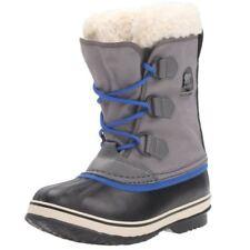 Scarpe stivali grigi marca Sorel per bambini dai 2 ai 16 anni