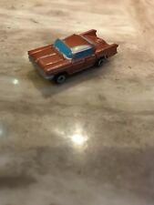 MICRO-MACHINES 1960 chrysler imperial brown tan made 1989