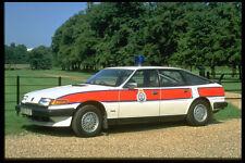 354020 ROVER SDI 3500 auto della polizia 1984 A4 FOTO STAMPA