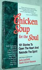 Chicken Soup for the Soul by Jack Canfield, Mark Victor Hansen (1995, Paperback
