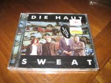 DIE HAUT - SWEAT CD LIVE - German Alternative Hard Rock - Nick Cave