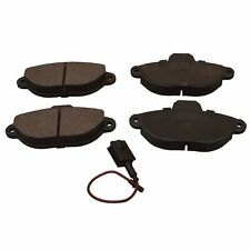 Front Brake Pad Set Fits FIAT 500 312 Lancia Ford KA 8 Blue Print ADL144206