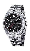 new reloj Festina F16881/4 - Reloj de pulsera hombre, Acero inoxidable,