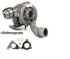 Turbolader Renault Scenic II 1.9 dCi Motor: F9Q Leistung: 88 Kw  708639-5