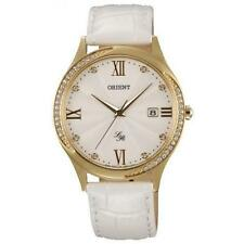 Orient Gold Plated Case Analogue Wristwatches