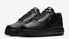 Nike Lunar Force 1 Duckboot Schwarz Low Sneaker Neu Gr:40 US:7 Air Force One