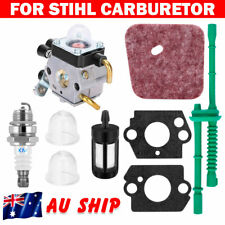 Carburetor Carb Air Fuel Filter Set For STIHL FS38 FS45 FS46 FS55 FS80 FS85 KM55