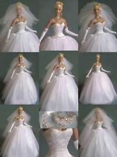 Sherry  Wedding dress for Sybarite/Tyler/Fashion Royalty Poppy Parker Doll TYO8